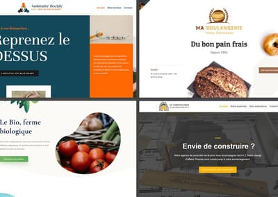 Sites exemples